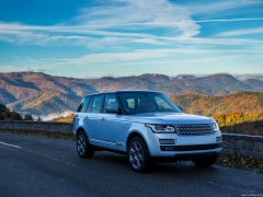 Range Rover Hybrid photo #144953