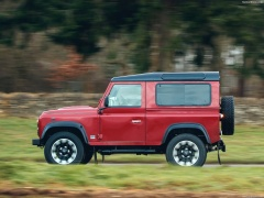 land rover defender works v8 pic #186190