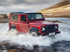 land rover defender works v8 pic #186192