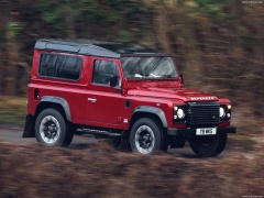land rover defender works v8 pic #186193