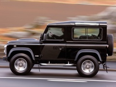 land rover defender svx pic #53793