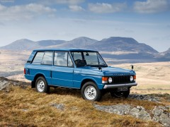 Range Rover Classic photo #74091