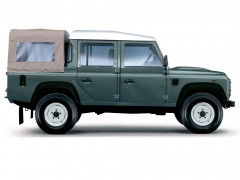 land rover defender 110 pic #82105