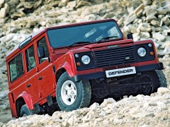 land rover defender 110 pic #82108