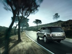 land rover range rover pic #83394