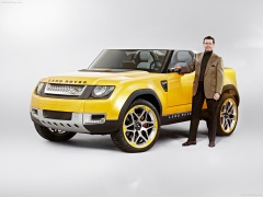 land rover dc100 sport pic #84473