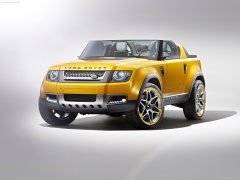 Land Rover DC100 Sport pic