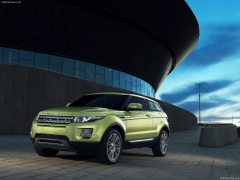 Range Rover Evoque photo #87435