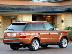 land rover range rover sport supercharged pic #93975