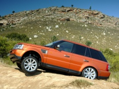 land rover range rover sport supercharged pic #93986