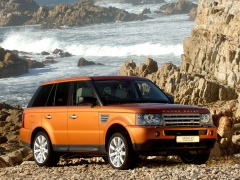 land rover range rover sport supercharged pic #93988
