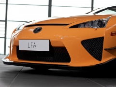 lexus lfa nurburgring package pic #112478