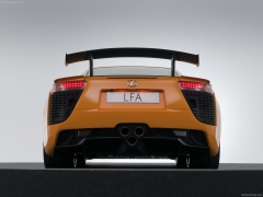 LFA Nurburgring Package photo #112504