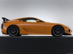lexus lfa nurburgring package pic #112508