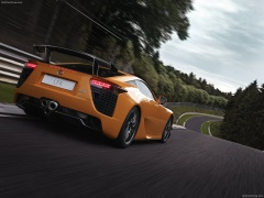 lexus lfa nurburgring package pic #112523