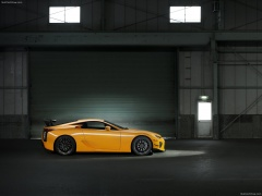 lexus lfa nurburgring package pic #112524
