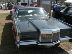 lincoln continental mark iii pic #18356