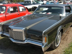lincoln continental mark iii pic #18357