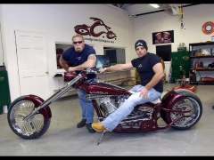 lincoln mark lt chopper pic #19152