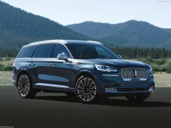 lincoln aviator pic #192176