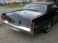 lincoln continental mark iii pic #29821
