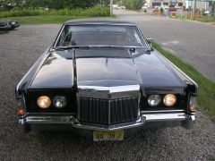 lincoln continental mark iii pic #29823