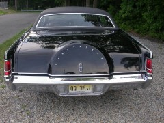 lincoln continental mark iii pic #29824
