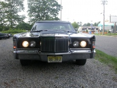 lincoln continental mark iii pic #29826