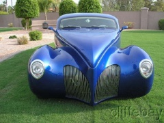 lincoln zephyr pic #45303