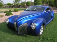 lincoln zephyr pic #45306