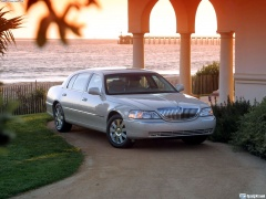 lincoln town car pic #7455