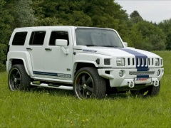 geigercars hummer h3 gt pic #48445