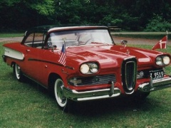 edsel pacer pic #19605