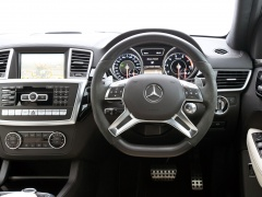 mercedes-benz ml pic #100078