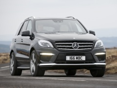 mercedes-benz ml pic #100082