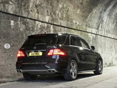 mercedes-benz ml pic #100087