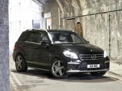 mercedes-benz ml pic #100088