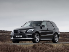 mercedes-benz ml pic #100090