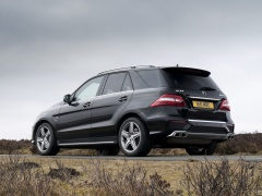 mercedes-benz ml pic #100123