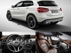 mercedes-benz gla edition 1 pic #102612