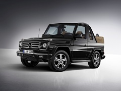 Mercedes-Benz G500 Final Edition 200 pic