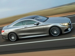 S-Class Coupe photo #108134
