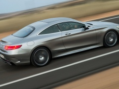 S-Class Coupe photo #108135