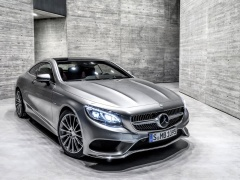 mercedes-benz s-class coupe pic #108139