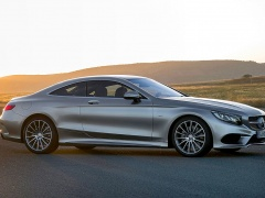 mercedes-benz s-class coupe pic #108140
