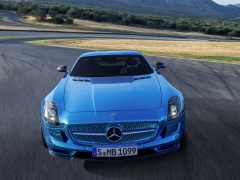 SLS AMG Coupe Electric Drive photo #109190