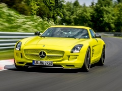 SLS AMG Coupe Electric Drive photo #109193