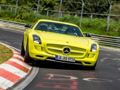 SLS AMG Coupe Electric Drive photo #109194