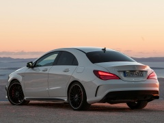 mercedes-benz cla 45 amg pic #109262