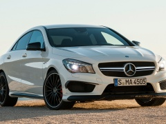 mercedes-benz cla 45 amg pic #109279